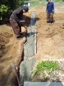 東松山市の境界ブロック工事・戸田市のアプローチ工事完成