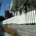 東松山市高坂フェンス取付、草加市鉄砲垣造作、川口市抜根工事、杉戸町外構工事