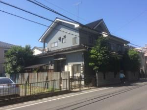 さいたま市の剪定工事打合せ、東松山市の外構造園工事 ブロック積み完了!