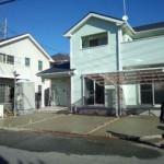 東松山市松山町外構工事コンクリート打設3