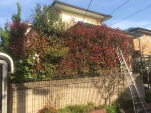 東松山市の手入れ、川越市外構工事コンクリート打ち