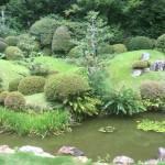 浜松研修旅行 和風庭園